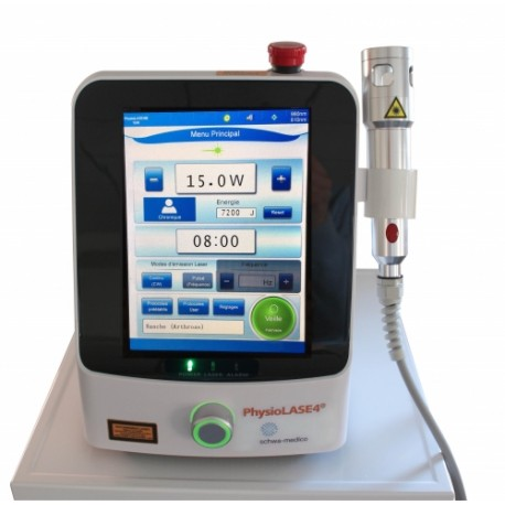 Laser kiné PhysioLASE4 15W Advanced